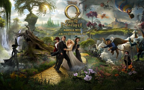 OZ The Great and Powerful - Film Review! - TOMORROW'S NEWS - The Latest Entertainment News Today!