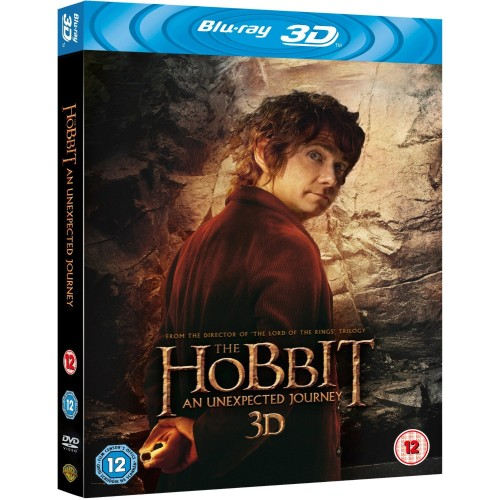 COMPETITION: Win THE HOBBIT 3D on BLU-RAY! TOMORROW'S NEWS - The Latest Entertainment News Today!