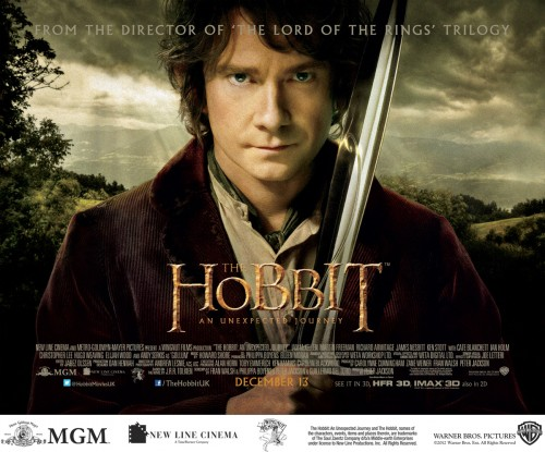 WIN - The HOBBIT 3D On BLU-RAY! - TOMORROW'S NEWS - The Latest Entertainment News Today!