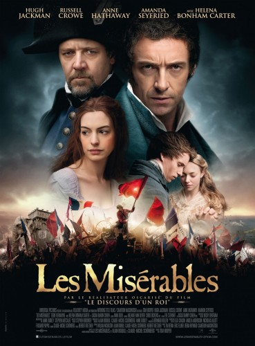 WIN Les Miserables Blu-ray Limited Edition - TOMORROW'S NEWS - The Latest Entertainment News Today!
