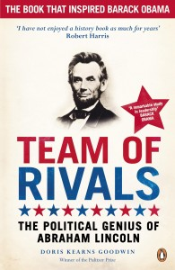 WIN TEAM OF RIVALS POLITICAL GENIUS OF ABRAHAM LINCOLN and the STEVEN SPIELBERG's LINCOLN on DVD! - TOMORROW'S NEWS - The Latest Entertainment News Today!