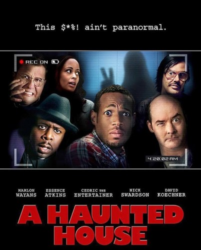 A HAUNTED HOUSE - Movie Review - TOMORROW'S NEWS - The Latest Entertainment News Today!