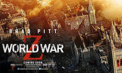 Read the WORLD WAR Z Film Review! - TOMORROW'S NEWS - The Latest Entertainment News Today!