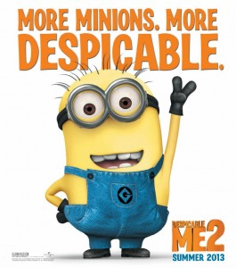 DESPICABLE ME 2 - Review - TOMORROW'S NEWS - The Latest Entertainment News Today!