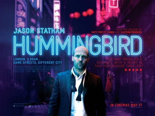 HUMMINGBIRD Movie Review 2013! - TOMORROW'S NEWS - The Latest Entertainment News Today!