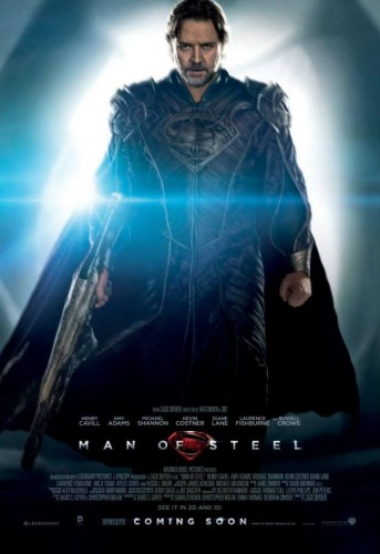 JOR-EL - MAN OF STEEL - Review! - TOMORROW'S NEWS - The Latest Entertainment News Today!
