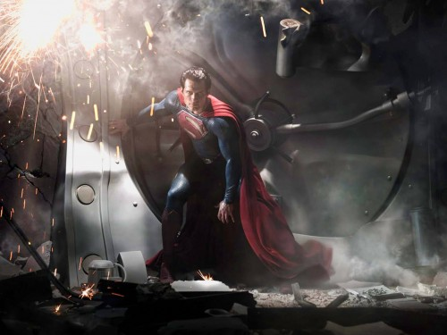 Read the MAN OF STEEL Review here! - TOMORROW'S NEWS - The Latest Entertainment News Today!