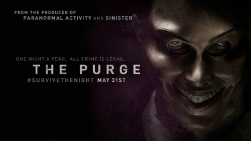 THE PURGE - Movie review - TOMORROW'S NEWS - The Latest Entertainment News Today!