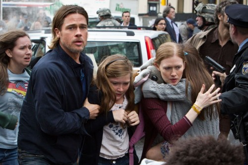 WORLD WAR Z Film Review! - TOMORROW'S NEWS - The Latest Entertainment News Today!