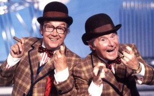 Morecambe and Wise - TOMORROW'S NEWS - The Latest Entertainment News Today!