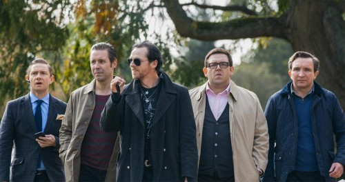 THE WORLD'S END - Review - TOMORROW'S NEWS - The Latest Entertainment News Today!