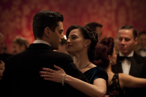 DOMINIC COOPER and LARA PULVER in FLEMING - TOMORROW'S NEWS - The Latest Entertainment News Today!