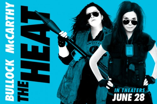 THE HEAT - Movie Review - Sandra Bullock, Melissa McCarthy - TOMORROW'S NEWS - The Latest Entertainment News Today!