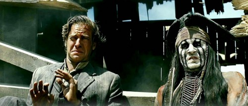 The Lone Ranger - REVIEW. TOMORROW'S NEWS - The Latest Entertainment News Today!