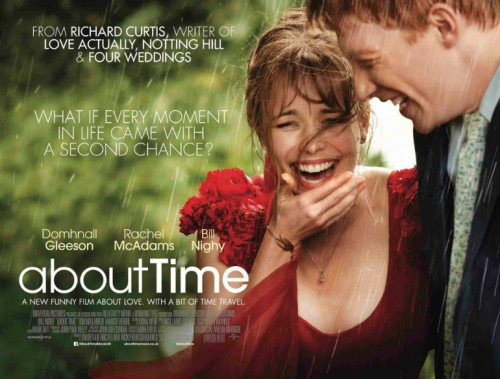 ABOUT TIME - Richard Curtis. Movie Review! TOMORROW'S NEWS - The Latest Entertainment News Today!