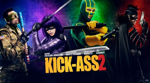 KICK ASS 2 - Film Review! TOMORROW'S NEWS - The Latest Entertainment News Today!