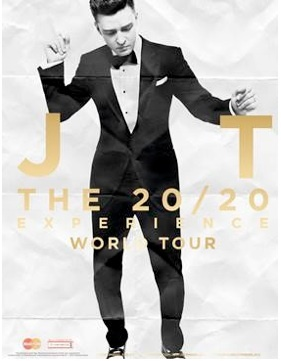 Justin Timberlake announces 20/20 Tour in 2014!  TOMORROW'S NEWS - The Latest Entertainment News Today!