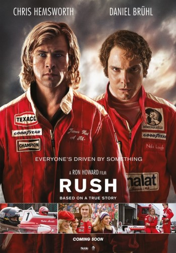 RUSH - Movie Review! TOMORROW'S NEWS - The Latest Entertainment News Today!