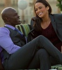 BAGGAGE CLAIM - PAULA PATTON - Review! TOMORROW'S NEWS - The Latest Entertainment News Today!