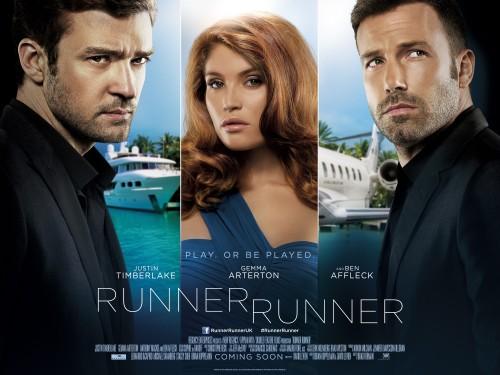 RUNNER RUNNER - Ben Affleck, Justin Timberlake, Gemma Arterton - FILM Review! TOMORROW'S NEWS - The Latest Entertainment News Today!