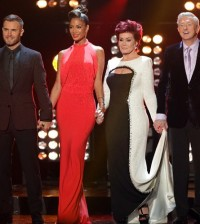 The X Factor Judges on Week 2 - Live Shows 2013