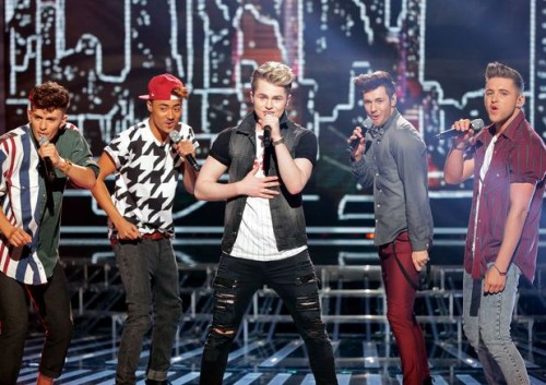 KINGSLAND ROAD in Movie Week on the X FACTOR Live Shows 2013! TOMORROW'S NEWS - The Latest Entertainment News Today!