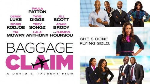 BAGGAGE CLAIM - Film Review! TOMORROW'S NEWS - The Latest Entertainment News Today!