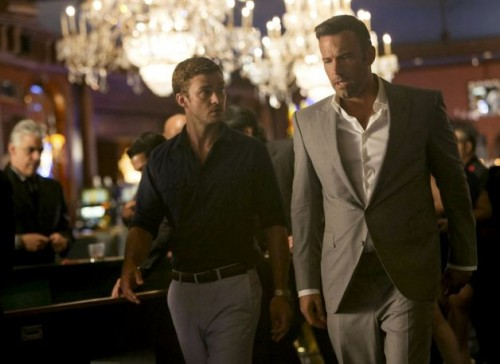 BEN AFFLECK & JUSTIN TIMBERLAKE in RUNNER RUNNER - Movie Review! TOMORROW'S NEWS - The Latest Entertainment News Today!