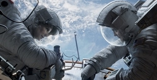 GRAVITY (2013) Film Review. TOMORROW'S NEWS - The Latest Entertainment News Today!