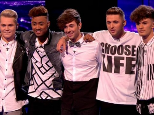 KINGSLAND ROAD On The First Live X FACTOR show of 2013! TOMORROW'S NEWS - The Latest Entertainment News Today!