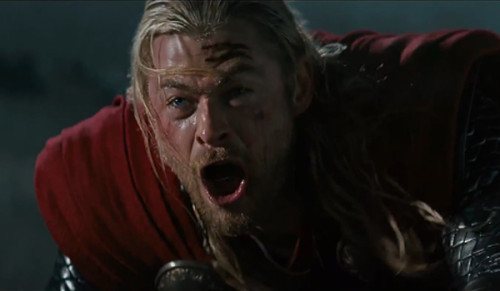 CHRIS HEMSWORTH In THOR - The Dark World! TOMORROW'S NEWS - The Latest Entertainment News Today!
