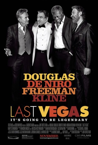Michael Douglas, Morgan Freeman, Kevin Kline, Robert De Niro - Last Vegas - Movie Review! TOMORROW'S NEWS - The Latest Entertainment News Today!
