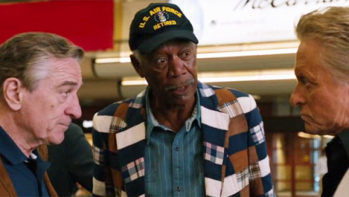 Last Vegas - Movie Review! Douglas, Freeman, Kline, De Niro. TOMORROW'S NEWS - The Latest Entertainment News Today!