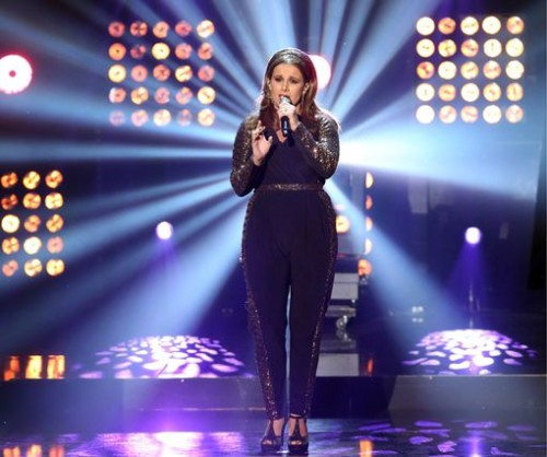 Sam Bailey performing Enough Is Enough on X-Factor Live Shows - Week 4 - Disco