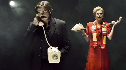 Channel 4's TOAST OF LONDON - TV Review! TOMORROW'S NEWS - The Latest Entertainment News Today!