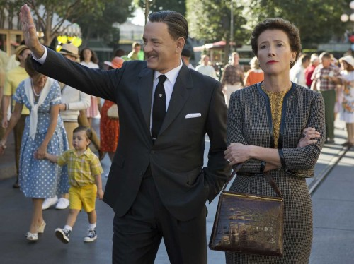 Disney's Saving Mr. Banks - Tom Hanks, Emma Thompson. TOMORROW'S NEWS - The Latest Entertainment News Today!