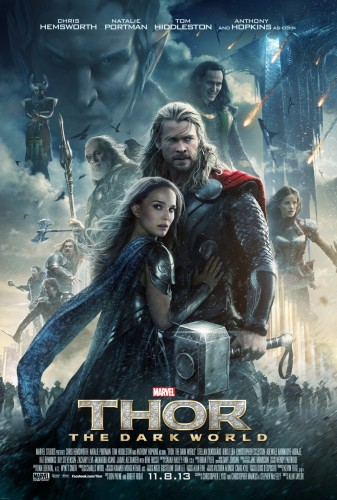 THOR: The Dark World - Chris Hemsworth, Film Reviews, Film News - TOMORROW'S NEWS - The Latest Entertainment News Today!