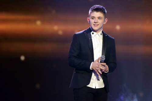 NICHOLAS MCDONALD on the X FACTOR Grand Final 2013 - TOMORROW'S NEWS - The Latest Entertainment News Today!