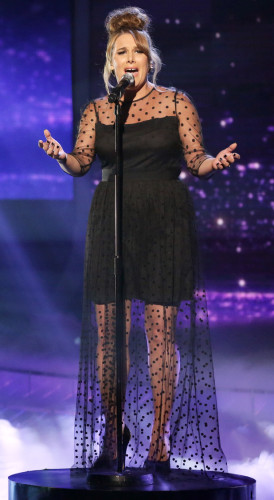 Sam Bailey on Week 8 of the Live X Factor Finals - TOMORROW'S NEWS - The Latest Entertainment News Today!