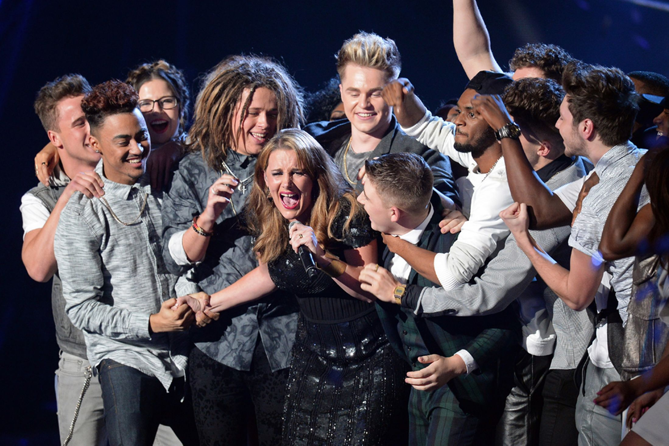 Winner - SAM BAILEY performing on the X-Factor Grand Final! TOMORROW'S