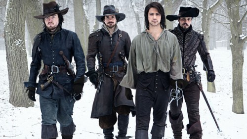 BBC - The Musketeers - TV Reviews.