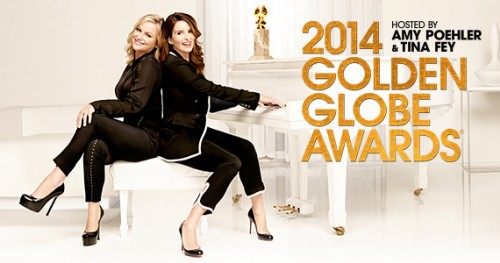 THE GOLDEN GLOBES - 2014 - The Winners!