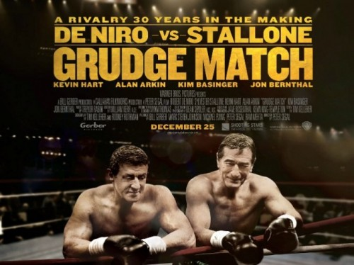 GRUDGE MATCH (2013) Movie Review