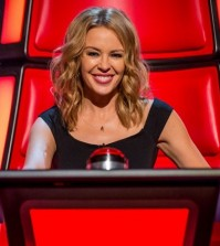 Kylie On The Voice UK 2014 - TV Reviews