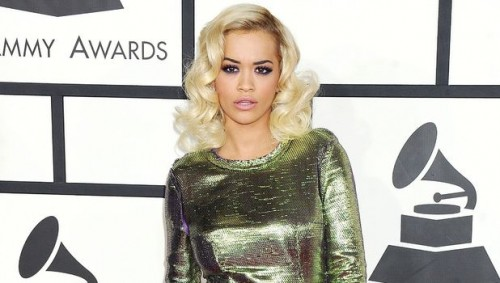 RITA ORA Talks Fifty Shades of Grey Role - Entertainment News