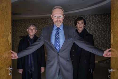 Sherlock - Season 3 - Episode 3 - TV Reviews