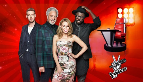 The Voice UK - Episode 3 TV Reviews