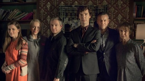 Sherlock - The Empty Hearse - Most Watched Episode 2014 - TV News