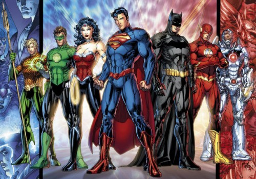 JUSTICE LEAGUE and BATMAN VS, SUPERMAN Filming Together - FILM NEWS