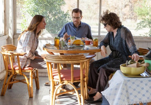 MERYL STREEP, JULIA ROBERTS and EWAN MCGREGOR - AUGUST OSAGE COUNTY - Movie Review